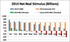 Net real Stimulus (NRS)
